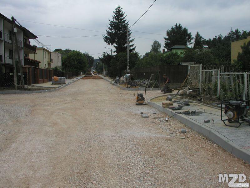 Oglądasz zdjęcia z artykułu: Przebudowa ul. Czarnieckiego