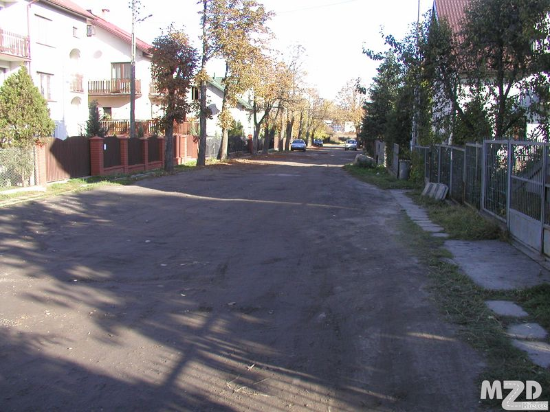 Oglądasz zdjęcia z artykułu: Przebudowa ul. Domaszowskiej
