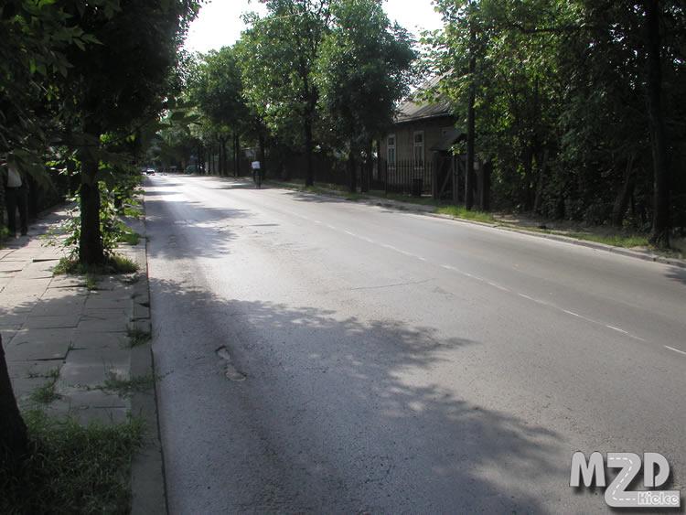 Oglądasz zdjęcia z artykułu: Przebudowa ul. Husarskiej