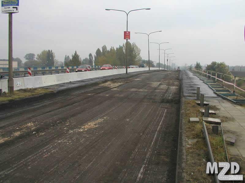 Oglądasz zdjęcia z artykułu: Wiadukt na ulicy Krakowskiej - Etap I