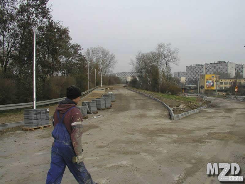 Oglądasz zdjęcia z artykułu: Wiadukt na ulicy Krakowskiej - Etap II
