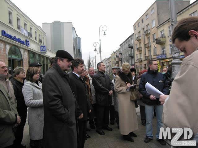 Oglądasz zdjęcia z artykułu: Ulica Sienkiewicza - Etap II