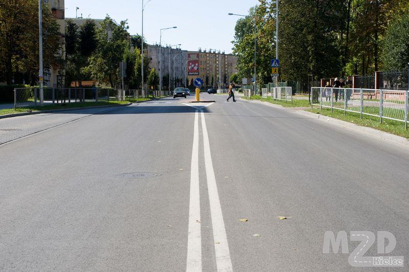 Oglądasz zdjęcia z artykułu: Przebudowa ul. Jagiellońskiej
