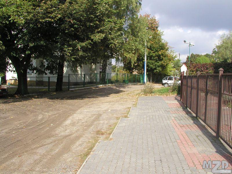 Oglądasz zdjęcia z artykułu: Przebudowa ul. Janczarskiej