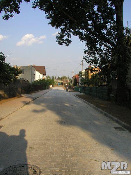Oglądasz zdjęcia z artykułu: Przebudowa ul. Kruczej