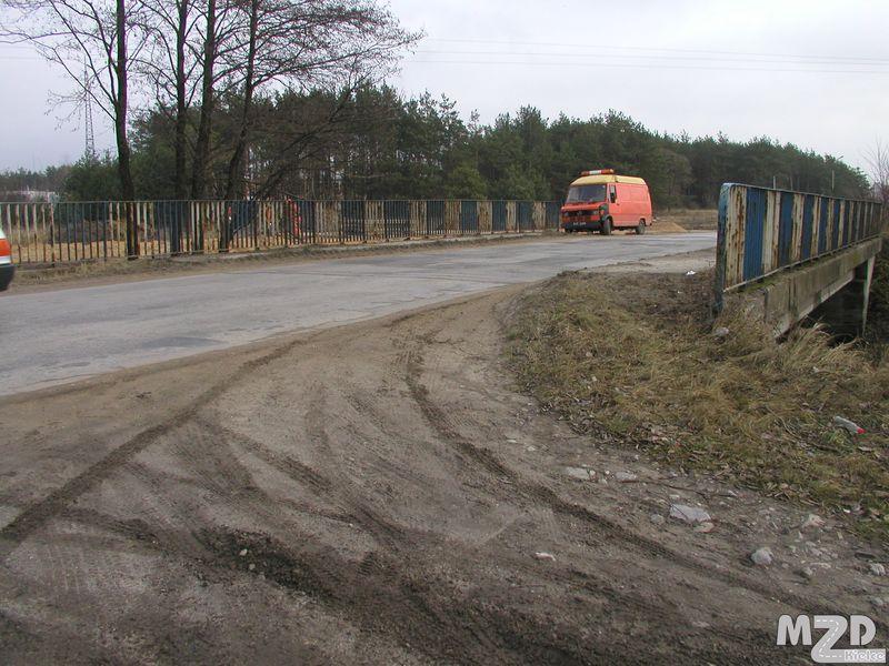 Oglądasz zdjęcia z artykułu: Przebudowa mostu na ul. Piekoszowskiej