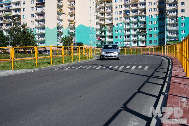 Oglądasz zdjęcia z artykułu: Przebudowa ul. Orzeszkowej