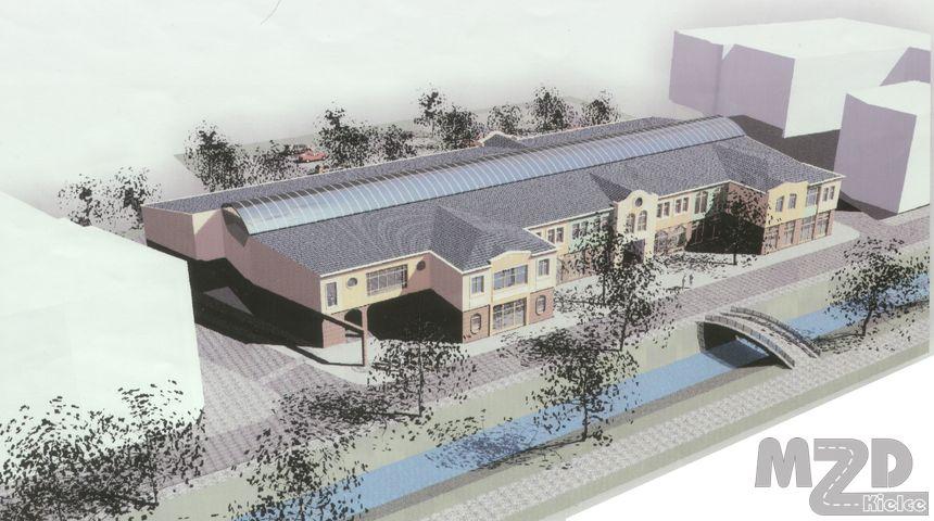 Oglądasz zdjęcia z artykułu: Rewitalizacja śródmieścia Kielc - Etap II - ul. Planty