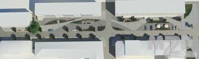 Oglądasz zdjęcia z artykułu: Rewitalizacja śródmieścia Kielc - Etap II - ul. Warszawska