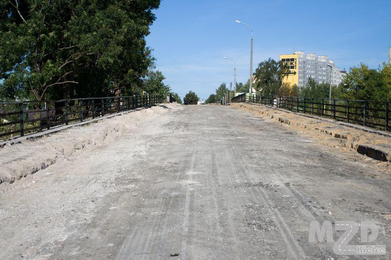 Oglądasz zdjęcia z artykułu: Remont 'Mostu Herbskiego' - zdjęcia