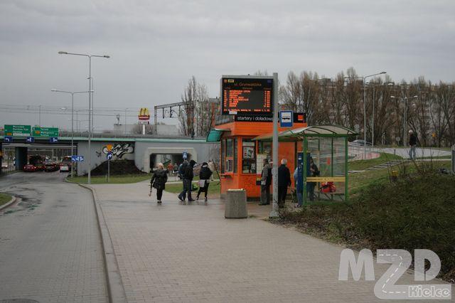 Oglądasz zdjęcia z artykułu: Zadanie 12 - Budowa zintegrowanych nowoczesnych peronów przystankowych
