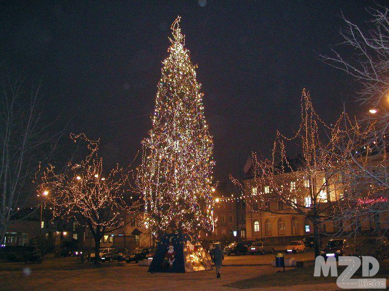 Oglądasz zdjęcia z artykułu: Świąteczne Kielce